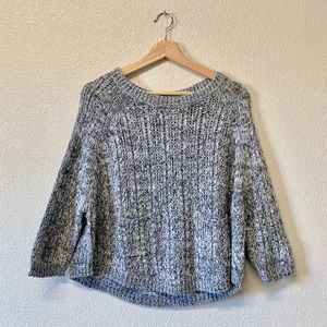 Anthropologie Moth Front Pocket Sweater